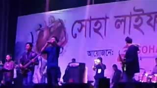 Tahsan live concert 2017 l Rangpur live concert 2017