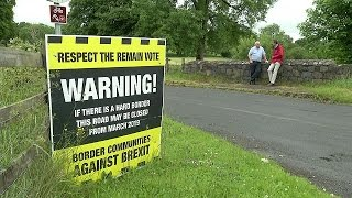 Is Ireland headed for trouble at the border?