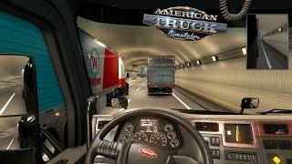 Multiplayer American Truck Simulator | En convoy para Eureka