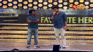 Vijay speech in vijay awards 2014