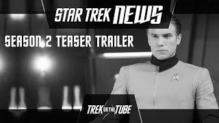 STAR TREK NEWS - Discovery Season 2 Trailer breakdown and new Miniseries