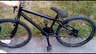 dildo on a bike!!!! have to watch