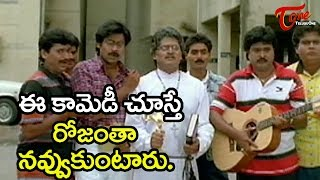 Power Star Pawan Kalyan  Back To Back Comedy Scenes - NavvulaTV