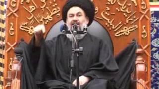 إذا مرض الشيخ عباس القمي بماذا كان يستشفي؟