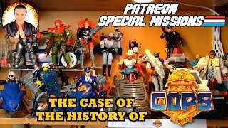 Patreon Special Missions: The Case of the History of C.O.P.S.