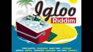 DJ HOTSKULL - IGLOO RIDDIM [MIX]