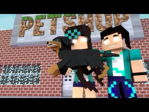 Minecraft VIDA REAL 56 UM PETSHOP Comes Alive Mod