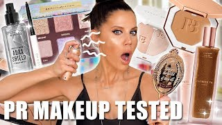 FULL FACE of PR MAKEUP TESTED