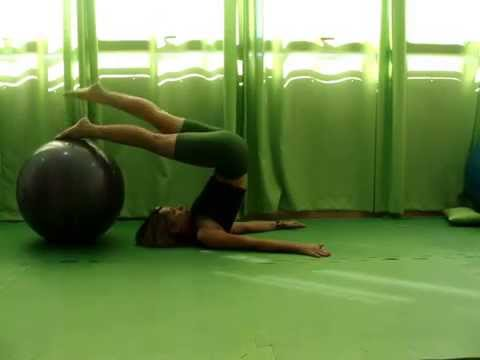 Dani Meneses Pilates Solo e Bola