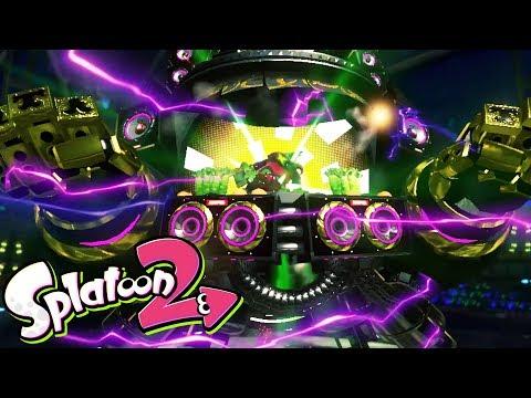 Splatoon 2 - Octobot King II - Final Boss! - Single-Player (11)