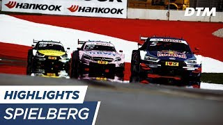 DTM Spielberg 2017 - Extended Highlights #ThrowbackThursday