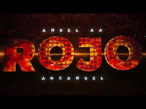 Xxx Mp4 Arcangel X Anuel AA Rojo Lyric Video 3gp Sex