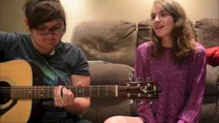 crazy for you adele  alex and sophie cover