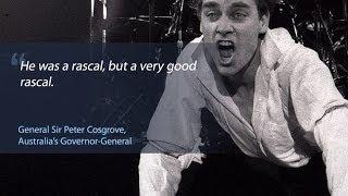 Doc Neeson - A Very Good Rascal Australian Story ABC TV 28/4/14