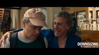Downsizing | Download & Keep now | Dusan Will Save You | Paramount UK