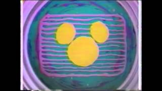 Old Disney Channel ID Montage (1980s and 1990s)