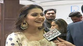 Bollywood Actress Kajol About Acting In Tollywood Films   Actress Kajol Talks About Her Family