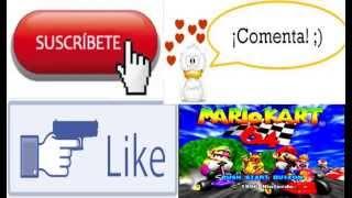 Descargar Mario Kart 64 para pc HD