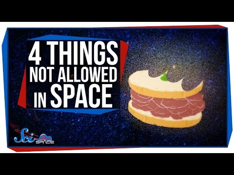 4 Things You re Not Allowed to Do in Space