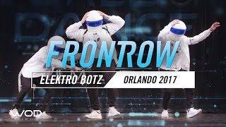 Elektro Botz | FrontRow | World of Dance Orlando 2017 | #WODFL17