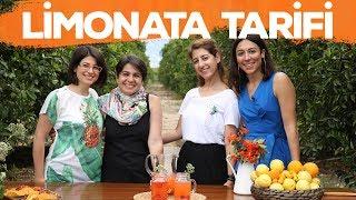 Ev Yapımı Limonata - Çilekli  (1+ Yaş İtibariyle Tüm Aile İçin) | İki Anne Bir Mutfak