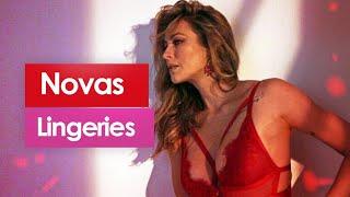 VLOG: ENSAIO DE LINGERIE - Luana Piovani