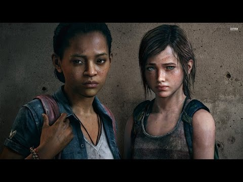 Left Behind Remastered (Last of Us DLC) All Cutscenes Game Movie 1080p HD