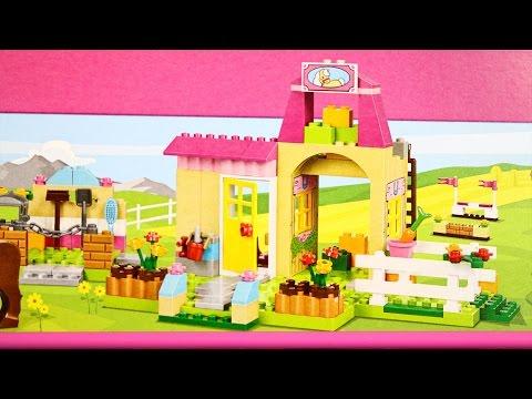 Pony Farm / Farma z Kucykiem - Lego Juniors - 10674 - MegaDyskont.pl