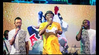 Fans Go Crazy As Adewale Ayuba Dance and sings as At ARIYA REPETE 2018