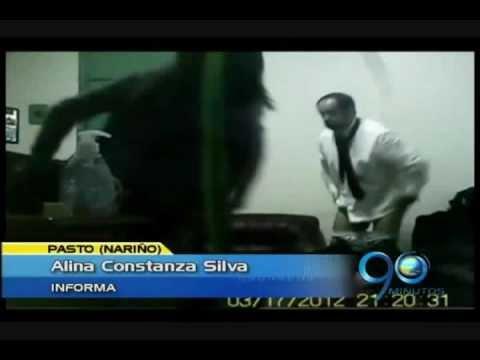 Pastor Álvaro Gámez. Llenando a las Cristianas con el Espíritu Santo. Noticia del 3 Jun 2012