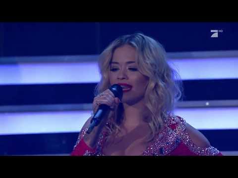 Rita Ora - Girls ft. Cardi B (Live at Germany's Next Top Model 2018)