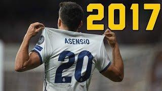 """اهداف النجم """" ماركو اسينسيو """" التي جعلت منه الموهبة الاولى في العالم بالتعليق العربي"""