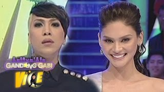 GGV: Pia, Vice in ramp showdown