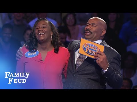 HYSTERICAL Fast Money Don t miss the ENDING Family Feud