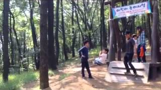 시우의 숲놀이터 20140928