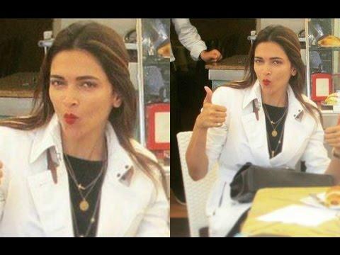 Ranveer Singh से break-up के बाद ,किस Bollywood actor को भेजी Deepika ने KISS