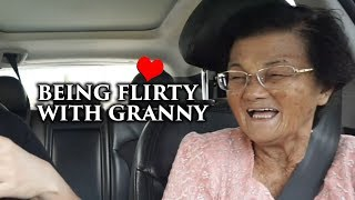 SON BULLIES (EP5) | FLIRTY PICKUP LINES WITH GRANDMOTHER