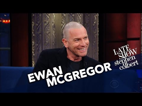 Ewan McGregor Has A Four Letter Word For Beauty And The Beast Haters