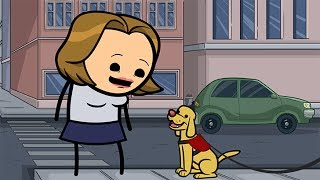 Good Dog - Cyanide & Happiness Shorts