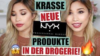 Diese NEUEN NYX Produkte sind einfach KRASS! l #KisusBeautyNews