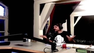 16 Bars dürfen NIEMALS unterbrochen werden - BRAIN EMCIAS live Rap und Interview bei Radio Free FM