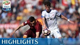 Roma - Atalanta 1-1 - Highlights - Giornata 32 - Serie A TIM 2016/17