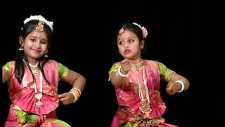 Kakai Chirakinilae Bharathiyar Song by students of Aradhana School of Dancing - 5th Annual Concert