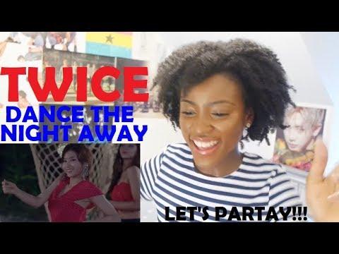 TWICE (트와이스) - DANCE THE NIGHT AWAY MV REACTION [SHUFFLE QUEENS!]