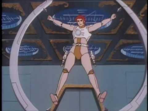 Super sexy villainess Saturna
