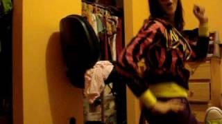Three types of dances with kiana