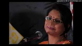 Sakhi Bhavna Kahare Bale( সখী,ভাবনা কাহারে বলে)- Rezwana Choudhury
