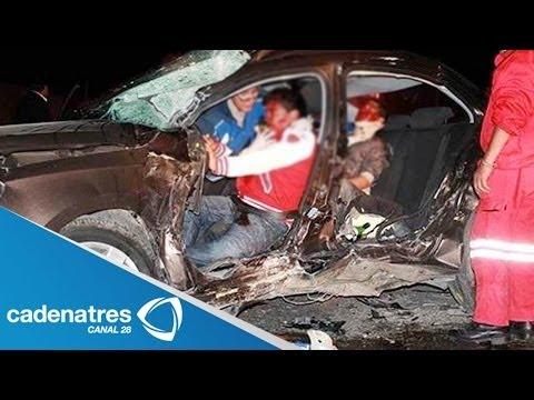 ¡IMPRESIONANTE Accidente en la Naucalpan Toluca deja 11 muertos
