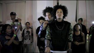 Les Twins Freestyle || Legend Da Beatslaya II IDA Hollywood Workshop
