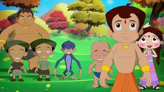 Chhota Bheem And The Curse Of Damyaan - Exclusive song Jham Jham Jhambura